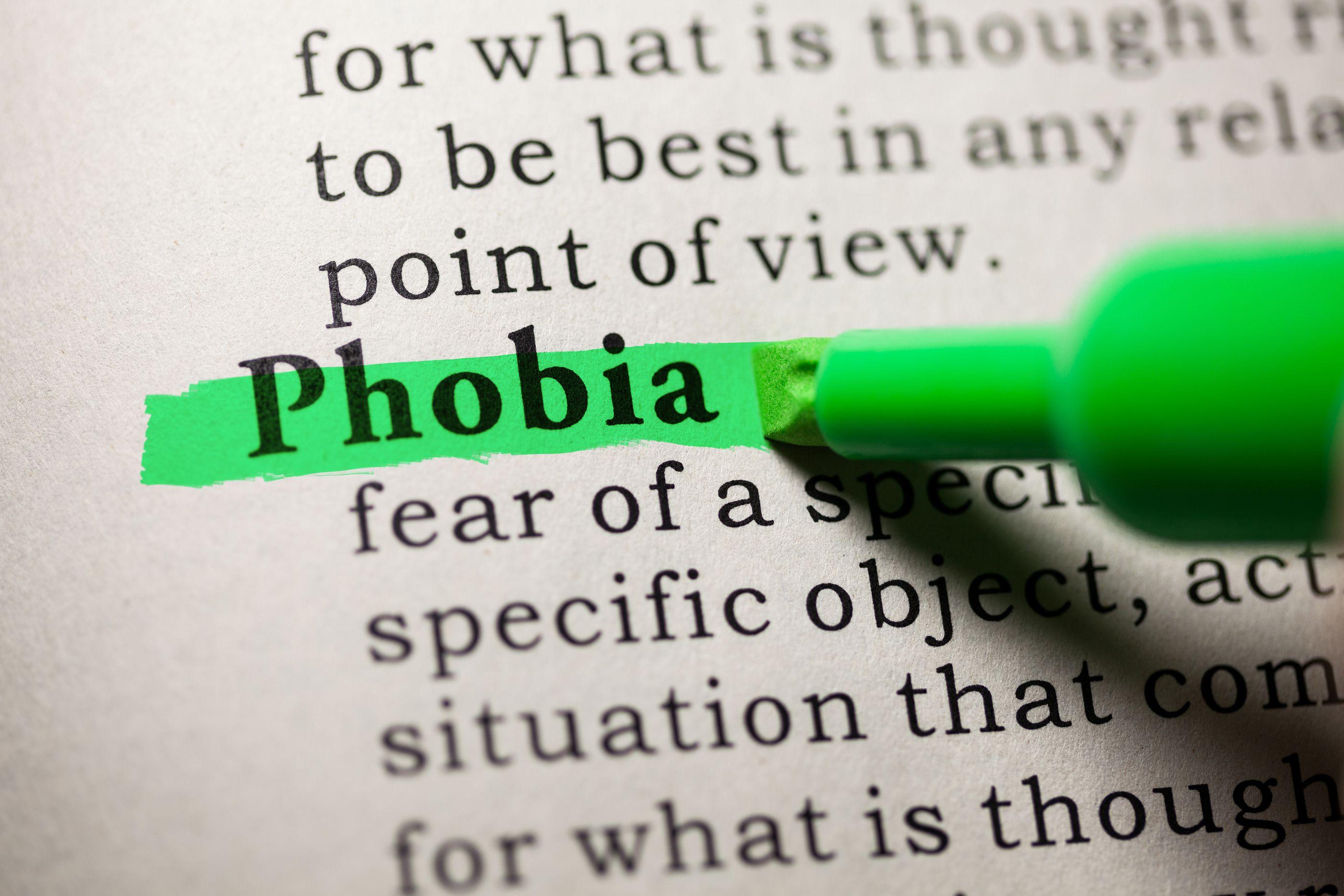Phobia Specialists, Phobia Specialists