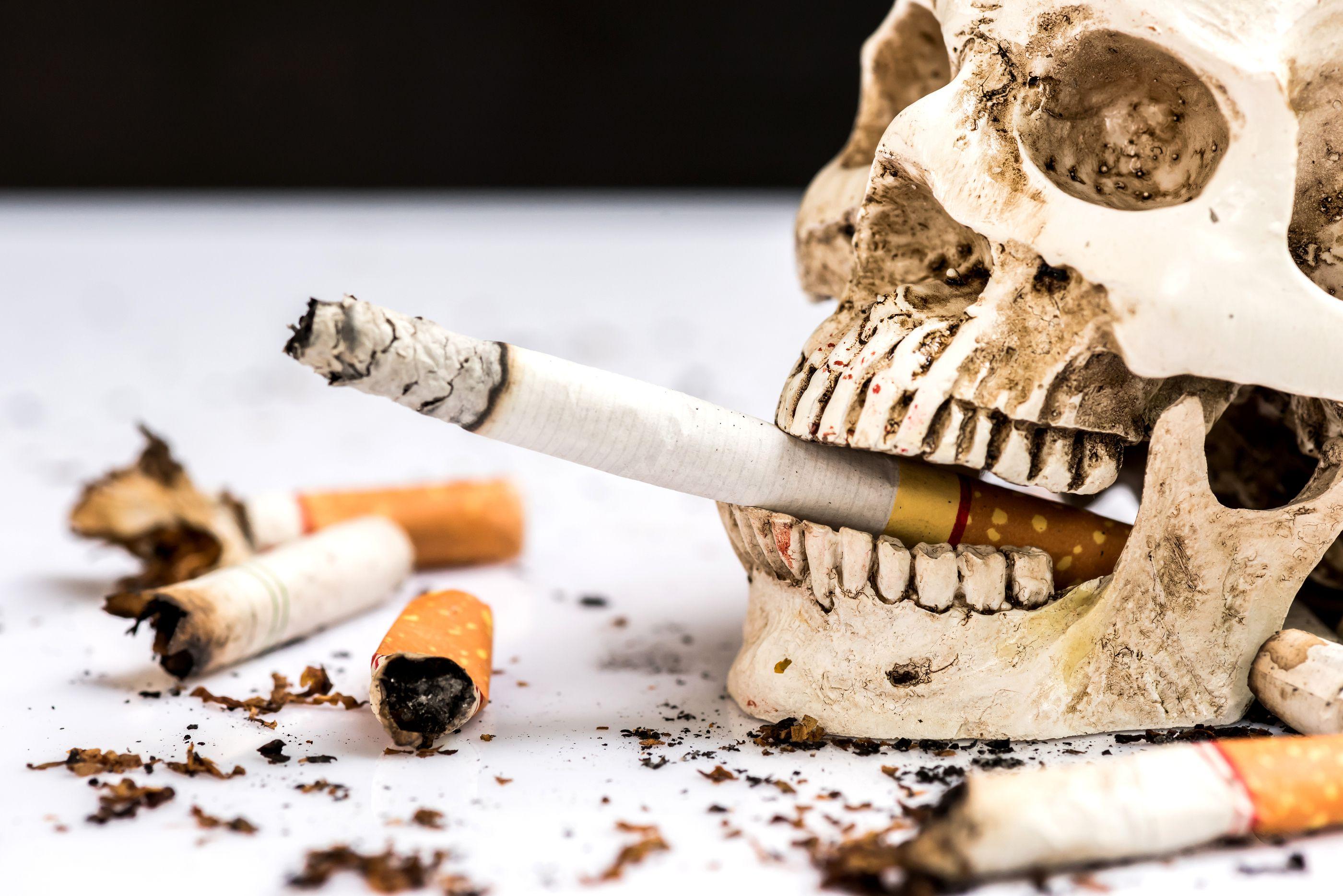 Stop Smoking, Stop smoking